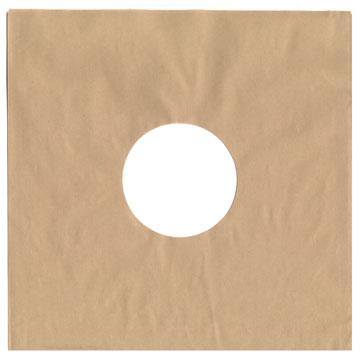 "12""/LP Brown Paper"