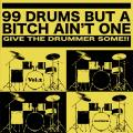 Sampling CD - Daydrums: 99 Drums But A Bitch Ain't One Volume 2