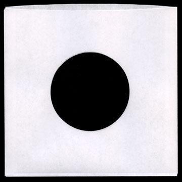 "7"" White Paper QTY. 100"