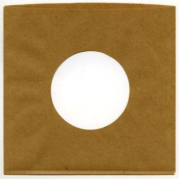 "7"" Brown Paper QTY. 50"