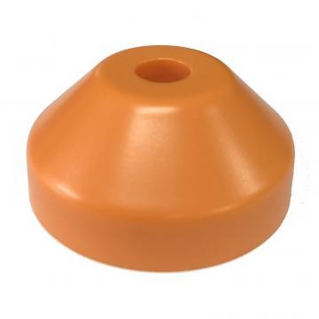 """7"""" Plastic #252036 -- Orange"""