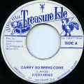 Justin Hinds - Carry Go Bring Come