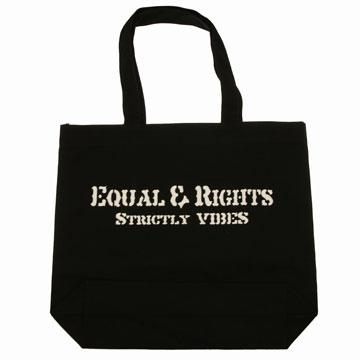 Equal & Rights Canvas Tote Eco Bag