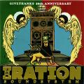 Sticker - Jah Iration Soundsystem 10th (Sticker)