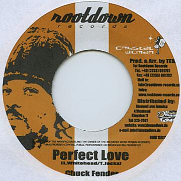Perfect Love / Got To Be Concious
