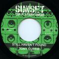 Tony Curtis - Still Haven't Found (Sunset The Platinum Sound JPN)