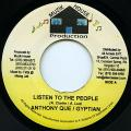 Anthony Que, Gyptian - Listen To The People