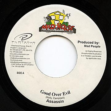 ReggaeCollector com - Agent Sasco (Assassin) - Good Over