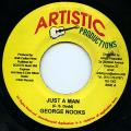 George Nooks - Just A Man