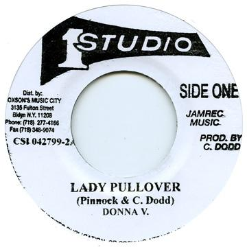 Lady Pullover / Pullover Version