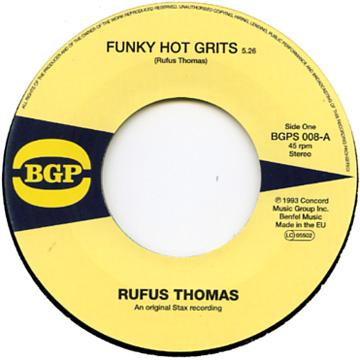 Funky Hot Grits / Give Me The Green Light