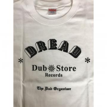 Dub Store Records -- White XL (5.6oz)