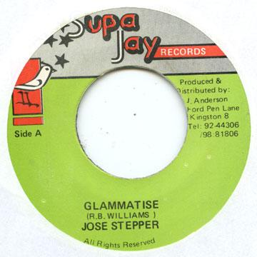 Jose Stepper - Glammatise (7