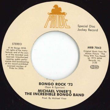 Bongo Rock / Apache