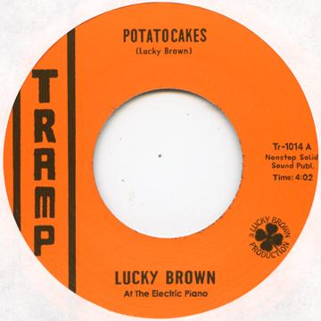 Lucky Brown - Potatocakes (7