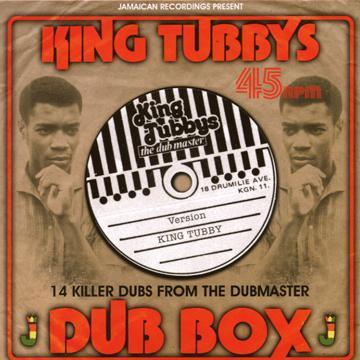 "King Tubby Dub Box: 14 Killer Dubs From The Dub Master (7 x7"" Singles Box Set)"