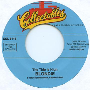 Blondie - Tide Is High (7