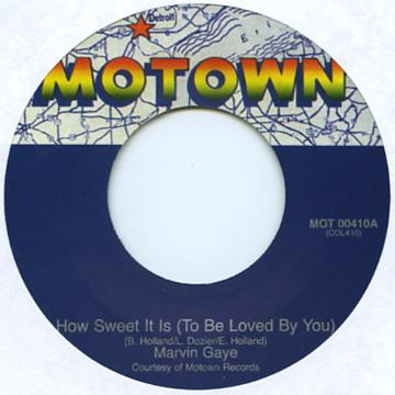 Marvin Gaye - How Sweet It Is (To Be Loved By You) (7