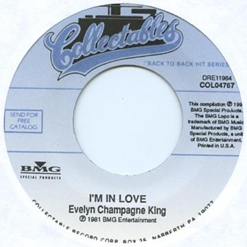 Evelyn Champage King - I'm In Love (7