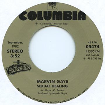 Marvin Gaye - Sexual Healing (7