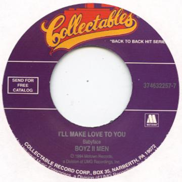 Boyz 2 Men - I'll Make Love To You (7