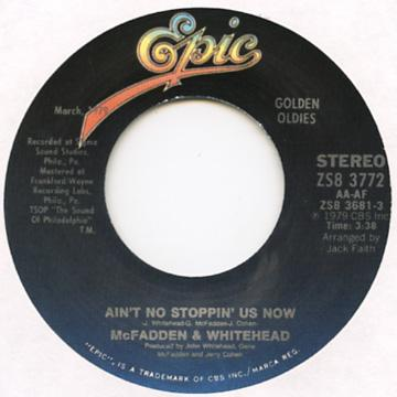 McFadden, Whitehead - Ain't No Stoppin' Us Now (7