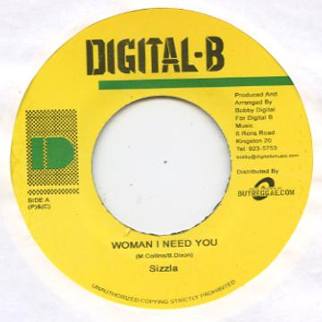 Woman I Need You / Give Thanks