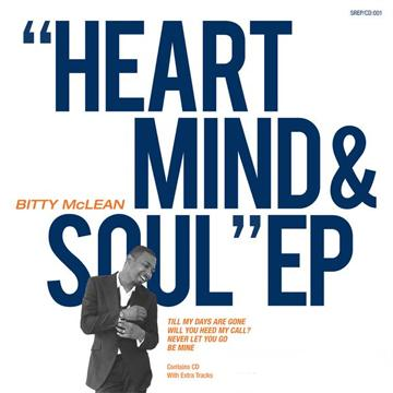 "Heart Mind & Soul EP (10"" + CD) (Picture Sleeve)"