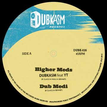 Higher Meds; Dub Medi / Coming In Ruff (Discomix)