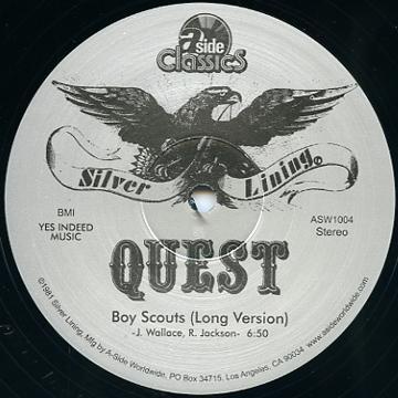 Boy Scouts (Long Version) / Boy Scouts (Short Version)