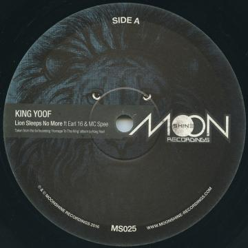 Lion Sleeps No More / Dub Sleeps No More
