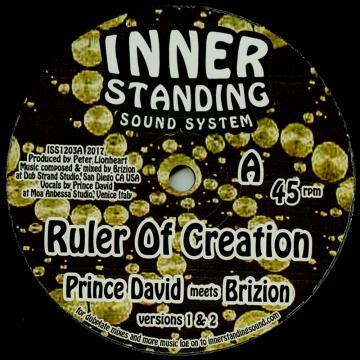Rulers Of Creation; Version 1; Version 2 / Deyah With Jah; Version 1; Version 2