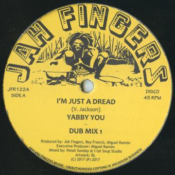 I'm Just A Dread; (Dub Mix 1) / (Dub Mix 2); (Dub Mix 3)