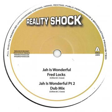 Jah Is Wonderful; Pt 2 Dub Mix / Pt 3; Pt 4