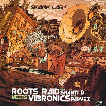 Skank Lab #7 EP (Picture Sleeve)