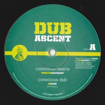 Conscious Hearts; Conscious Dub / Invasion; Invasion Dub