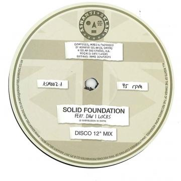 Solid Foundation / Melodica Version; Dub Version