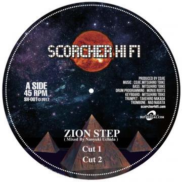 Zion Step Cut 1; Cut 2 / Cut 3; Cut 4