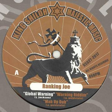 Global Warning; Warning Riddim; Mash Up Dub / Equal Rights; Equality Riddim; Triumphant Trumpet Dub