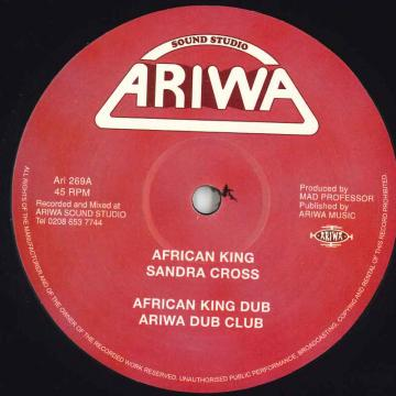 African King; African King Dub / Psalm 121; Psalm Of Dub