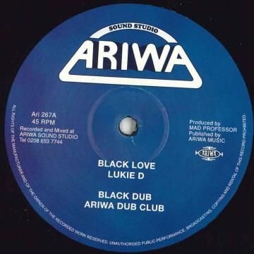 Black Love; Black Dub / Get Up; Dub Up