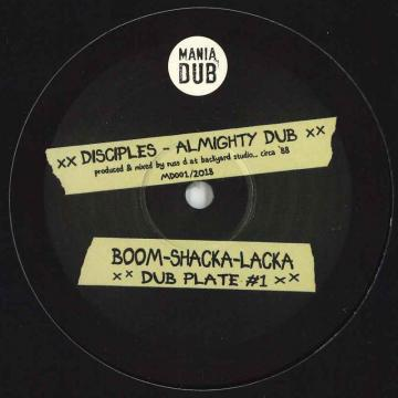 Almighty Dub; Part 2 / Zion Rock Dub; Part 2