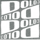 Dolo Percussion - Dolo 3 EP (Picture Sleeve)