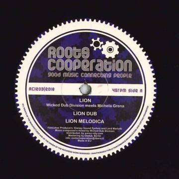 Lion; Lon Dub; Lion Melodica / Deliver Me; Deliver Me Dub; Deliver Me Inst