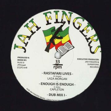 Rastafari Lives; Enough Is Enough / Protection; (Mix 2); (Mix 3)
