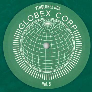 Globex Corp Volume 5 (Coloured Vinyle)