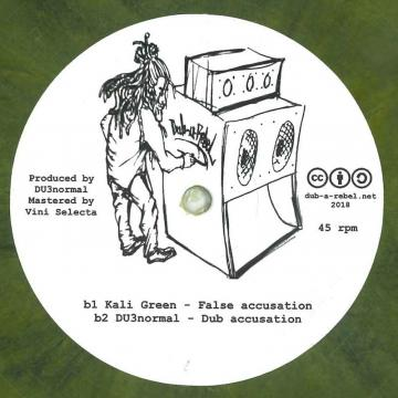 Leaving Babylon; Dub Ticket To Leave / False Accusation; Dub Accusation