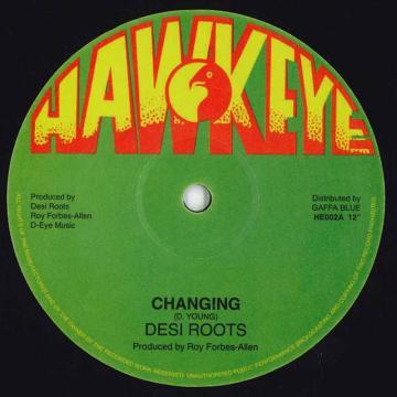 Changing / Changing Dub