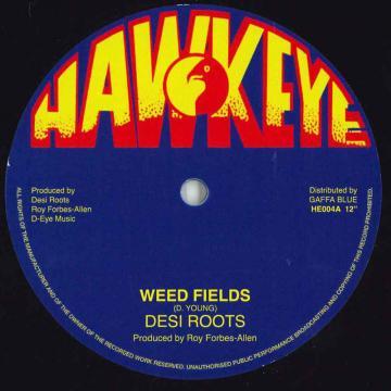 Weed Fields / Dub Fields
