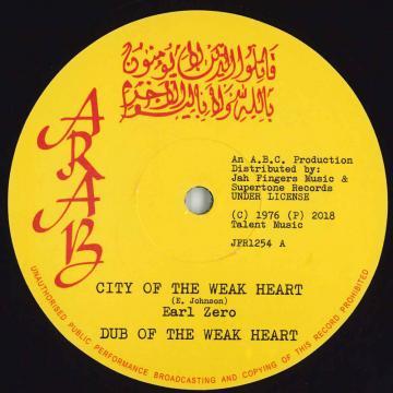 City Of The Weak Heart; Dub / Please Officer; Dub
